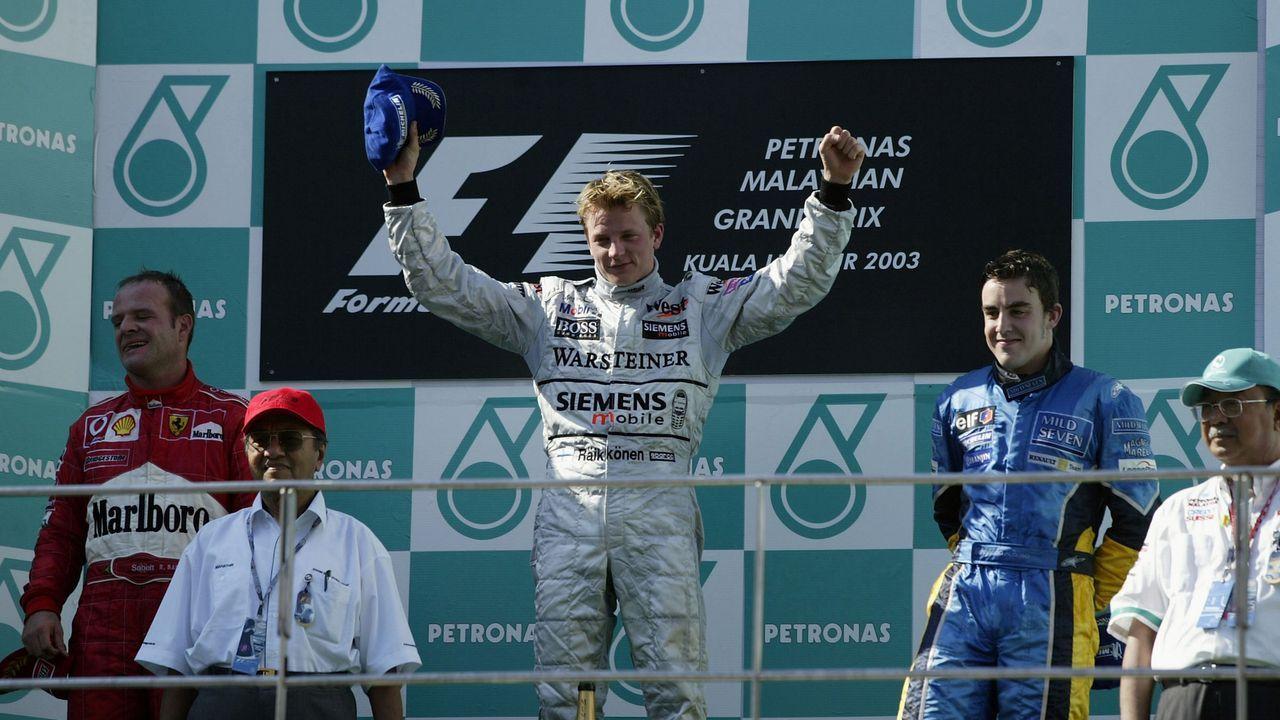 2003: Erster Sieg in der Königsklasse - Bildquelle: Getty Images