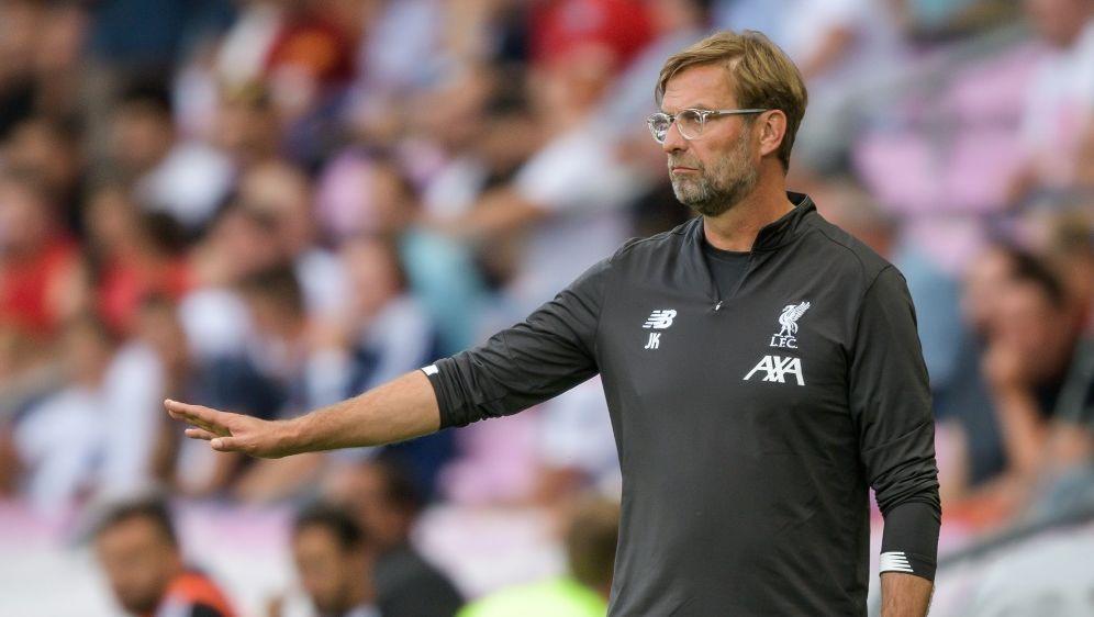 Liverpool hat sich auf dem Transfermarkt zurückgehalten - Bildquelle: AFPSIDFABRICE COFFRINI