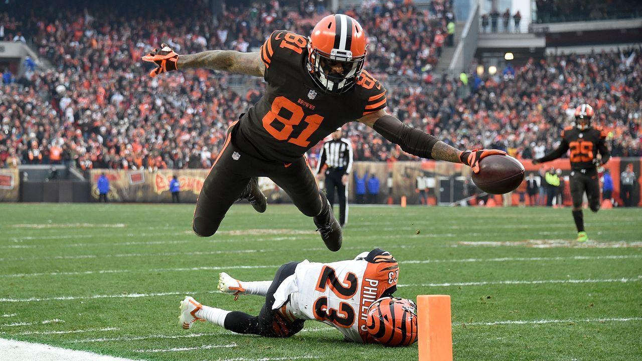 19. Cleveland Browns - Bildquelle: 2018 Getty Images