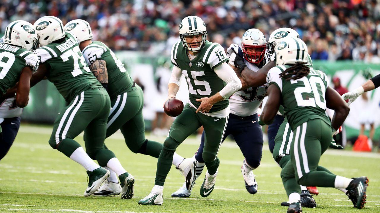 2. New York Jets - Bildquelle: 2018 Getty Images