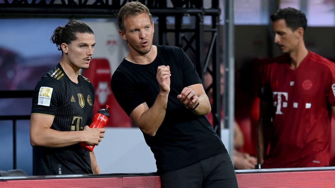 Marcel Sabitzer (FC Bayern München) - Bildquelle: Getty Images