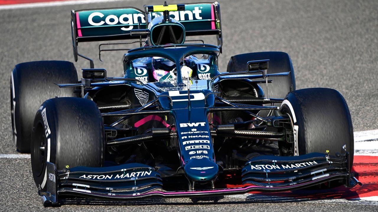 Neustart für Sebastian Vettel ein Fehlstart?  - Bildquelle: imago images/Motorsport Images