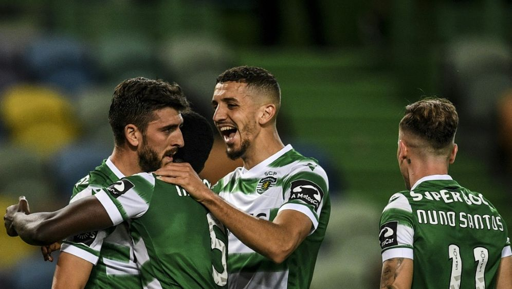 Paulinho schießt Sporting zur Meisterschaft - Bildquelle: AFPSIDPATRICIA DE MELO MOREIRA