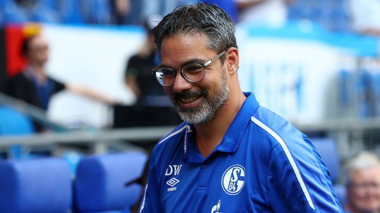 David Wagner (FC Schalke 04) - Bildquelle: 2019 Getty Images