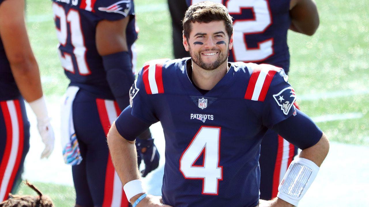 Jarrett Stidham (New England Patriots) - Bildquelle: Getty
