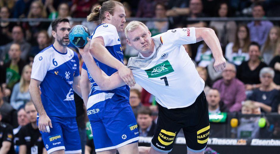 Patrick Wiencek (THW Kiel) - Bildquelle: 2018 Getty Images