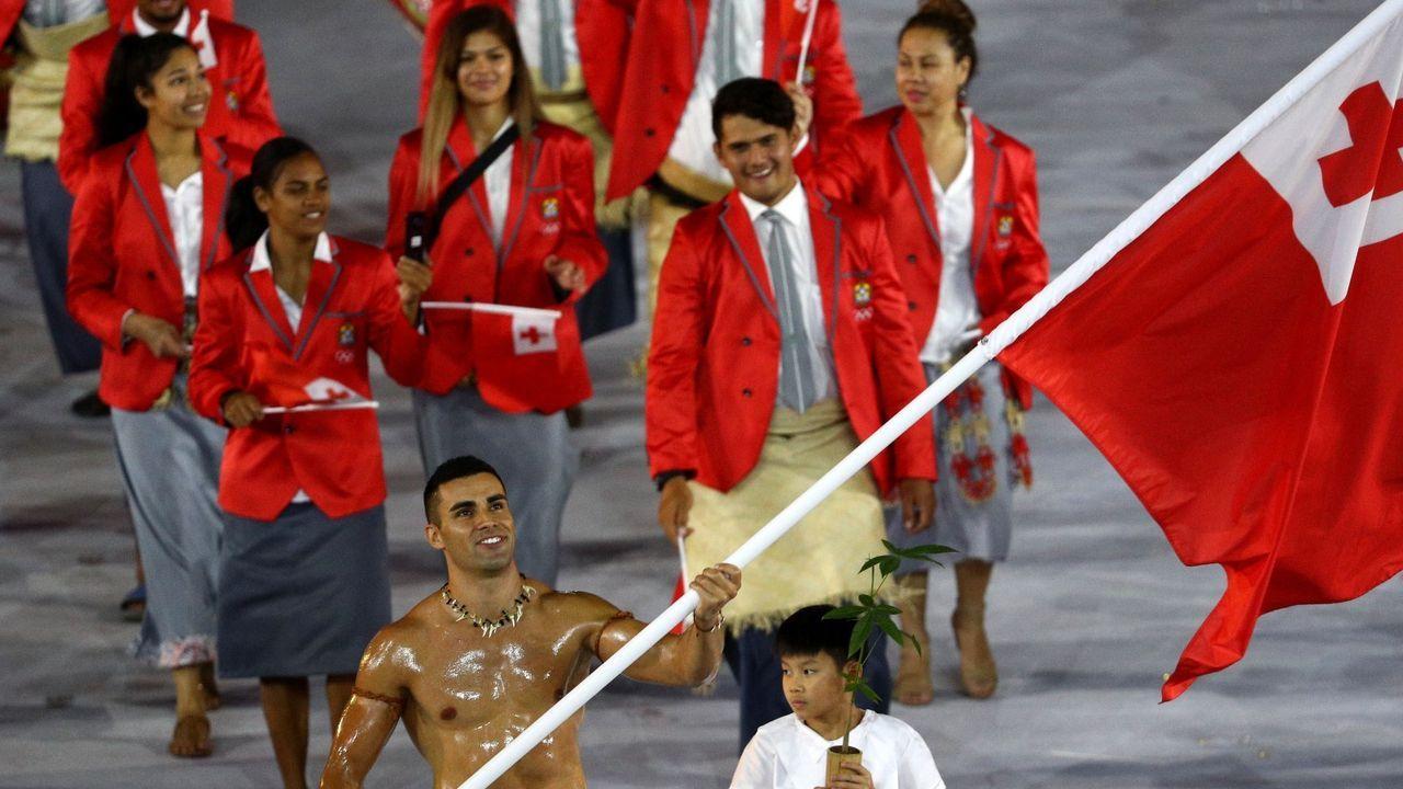 Olympia-Veranstalter verteilen Kondome - aber Sex ist verboten - Bildquelle: Getty