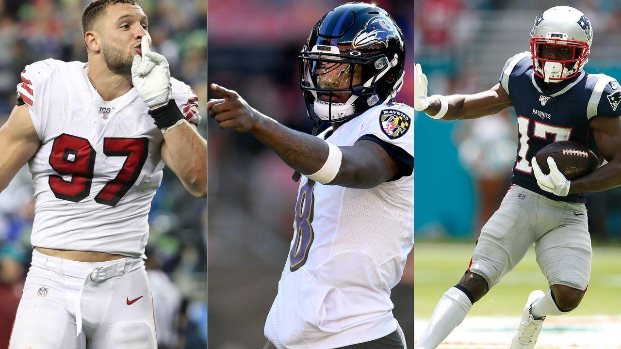 NFL 2019: Die Gewinner und Verlierer der Regular Season - Bildquelle: Getty