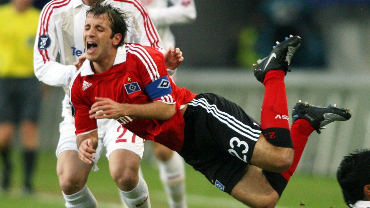 HSV in Europa (sic!) - Bildquelle: imago sportfotodienst