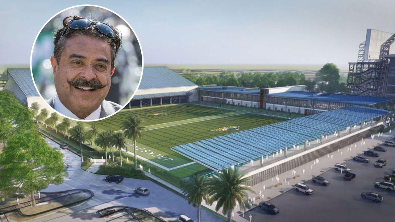 441-Millionen-Dollar-Projekt: Jacksonville Jaguars planen neues Trainingsgelände - Bildquelle: Imago Images/twitter.com @CoachUrbanMeyer
