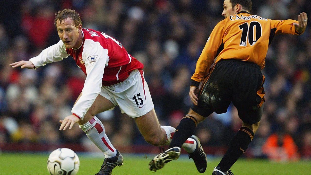FC Arsenal - Bildquelle: 2003 Getty Images