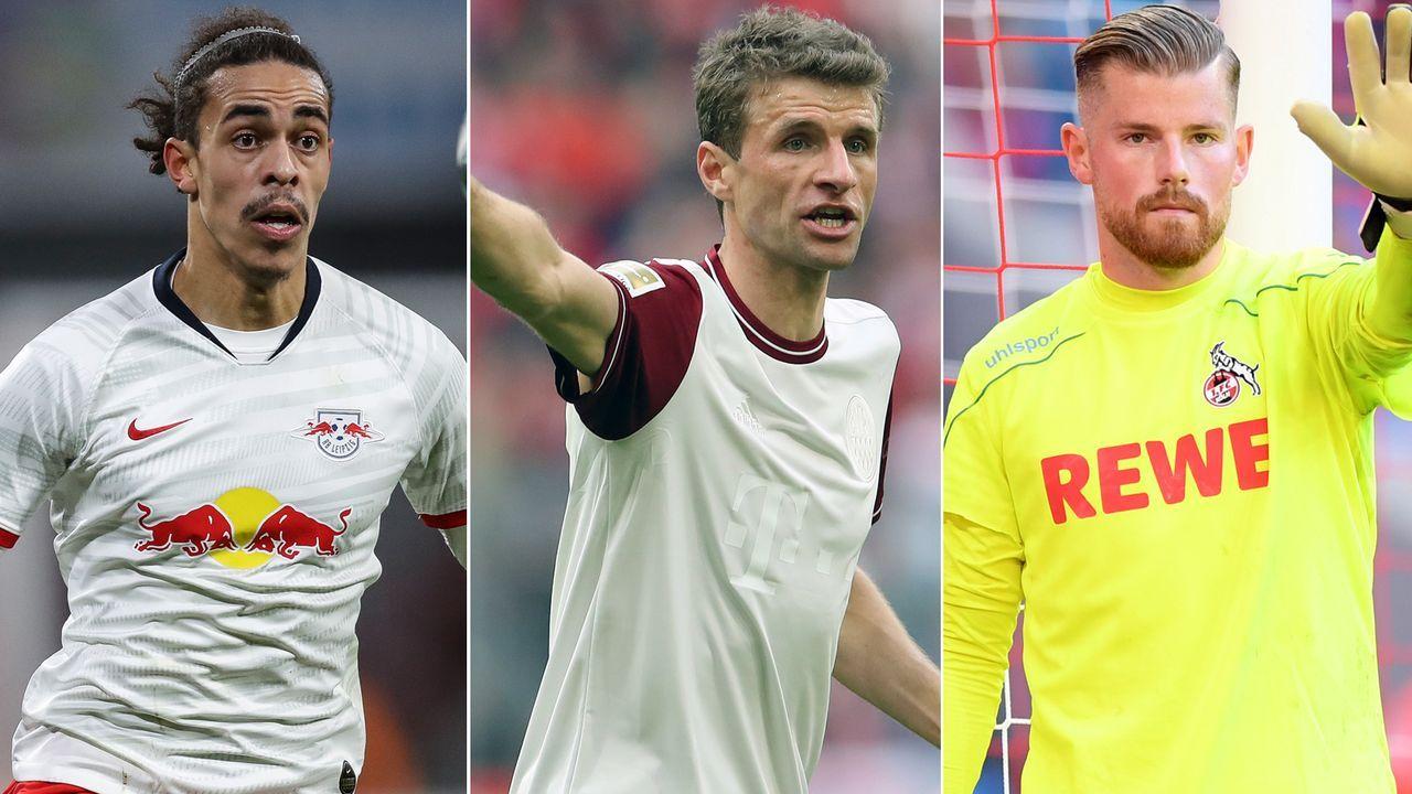 Müller und Co.: Die treuesten Spieler der 18 Bundesliga-Klubs - Bildquelle: Getty Images
