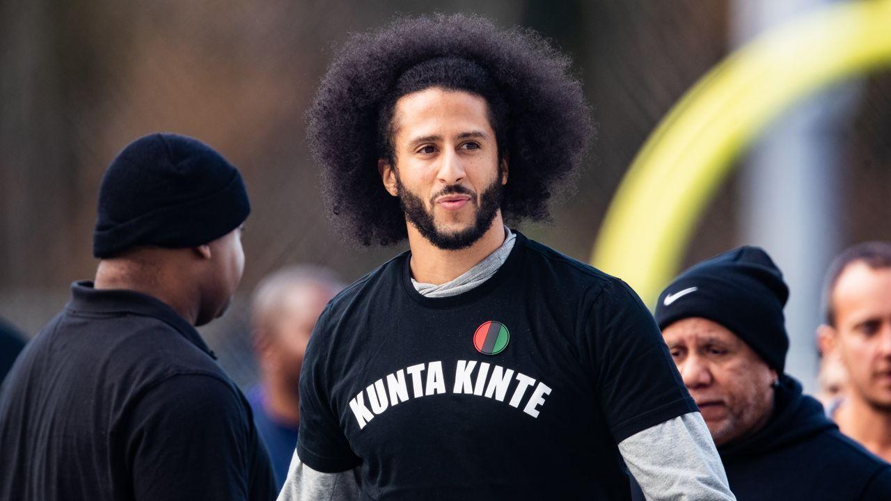 Colin Kaepernick - Bildquelle: Getty Images