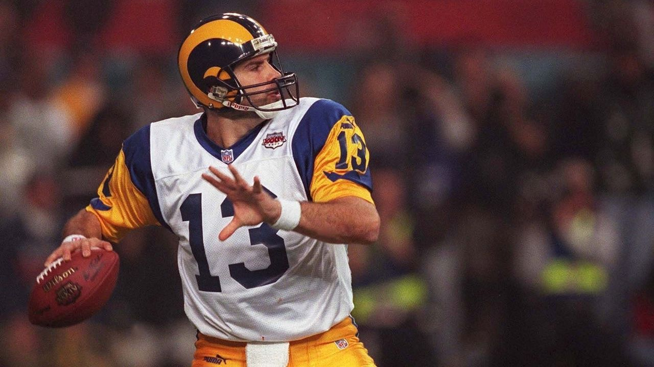 MVP 1999: Kurt Warner (St. Louis Rams) - Bildquelle: Getty