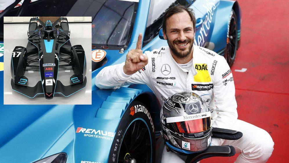 Weiter für Mercedes, aber nicht mehr in der DTM: Gary Paffett steigt nach 15... - Bildquelle: imago, Instagram/@garypaffett