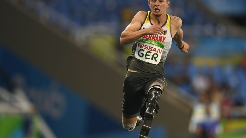 Para-Sportler des Jahres: Johannes Floors - Bildquelle: AFPSIDCHRISTOPHE SIMON