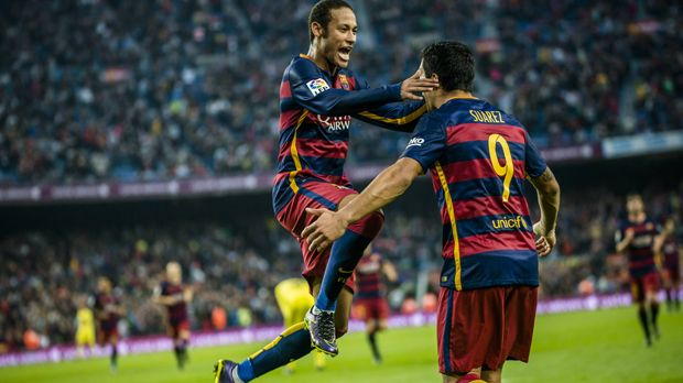 FC Barcelona - Bildquelle: imago/ZUMA Press