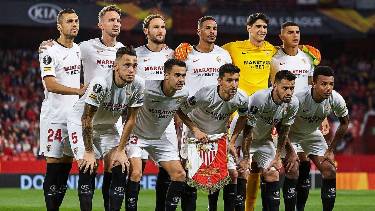 4. FC Sevilla - Bildquelle: 2020 Getty Images