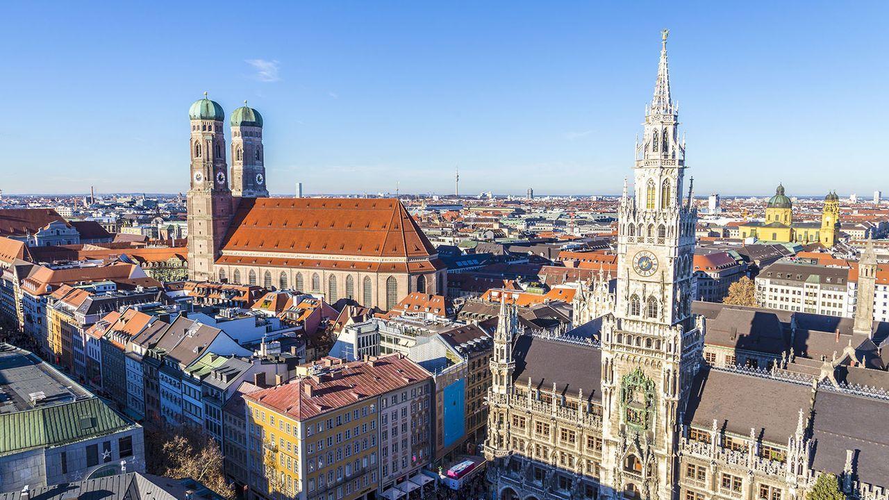 München: Fakten - Bildquelle: PantherMedia / Joerg Hackemann