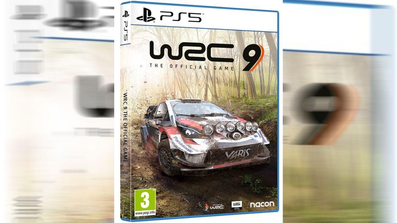 WRC 9 - Bildquelle: twitter@ps_maga86