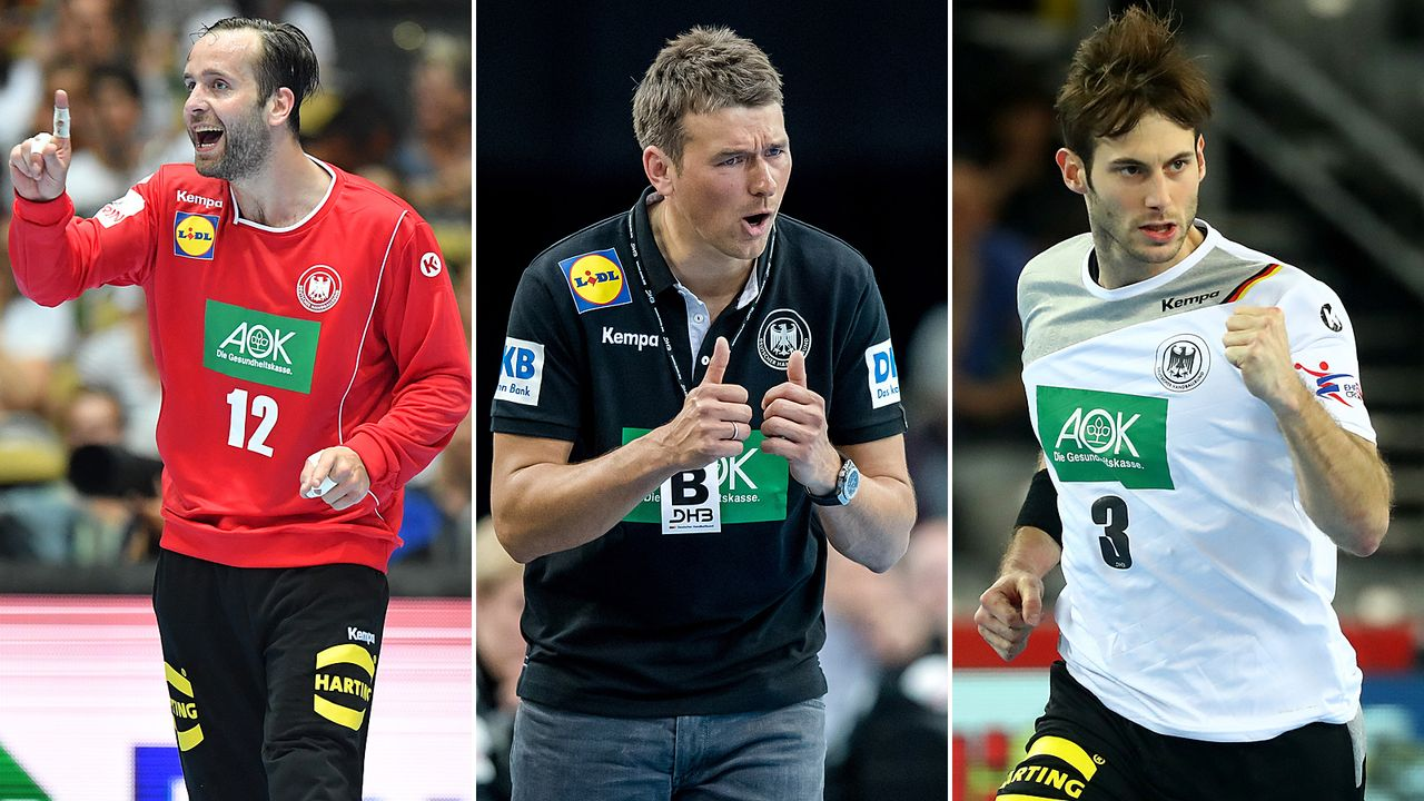 Kader der deutschen Handball-Nationalmannschaft für die WM 2019 - Bildquelle: Getty Images