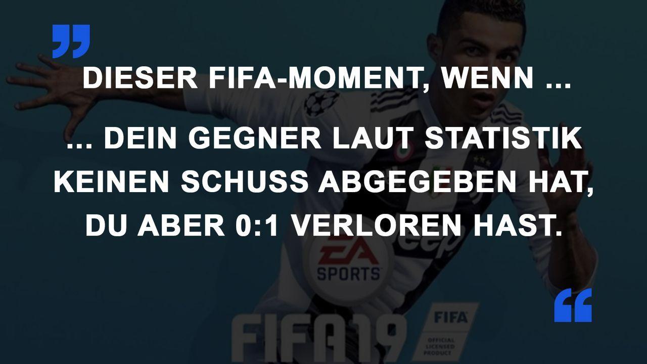 FIFA Momente Statistik