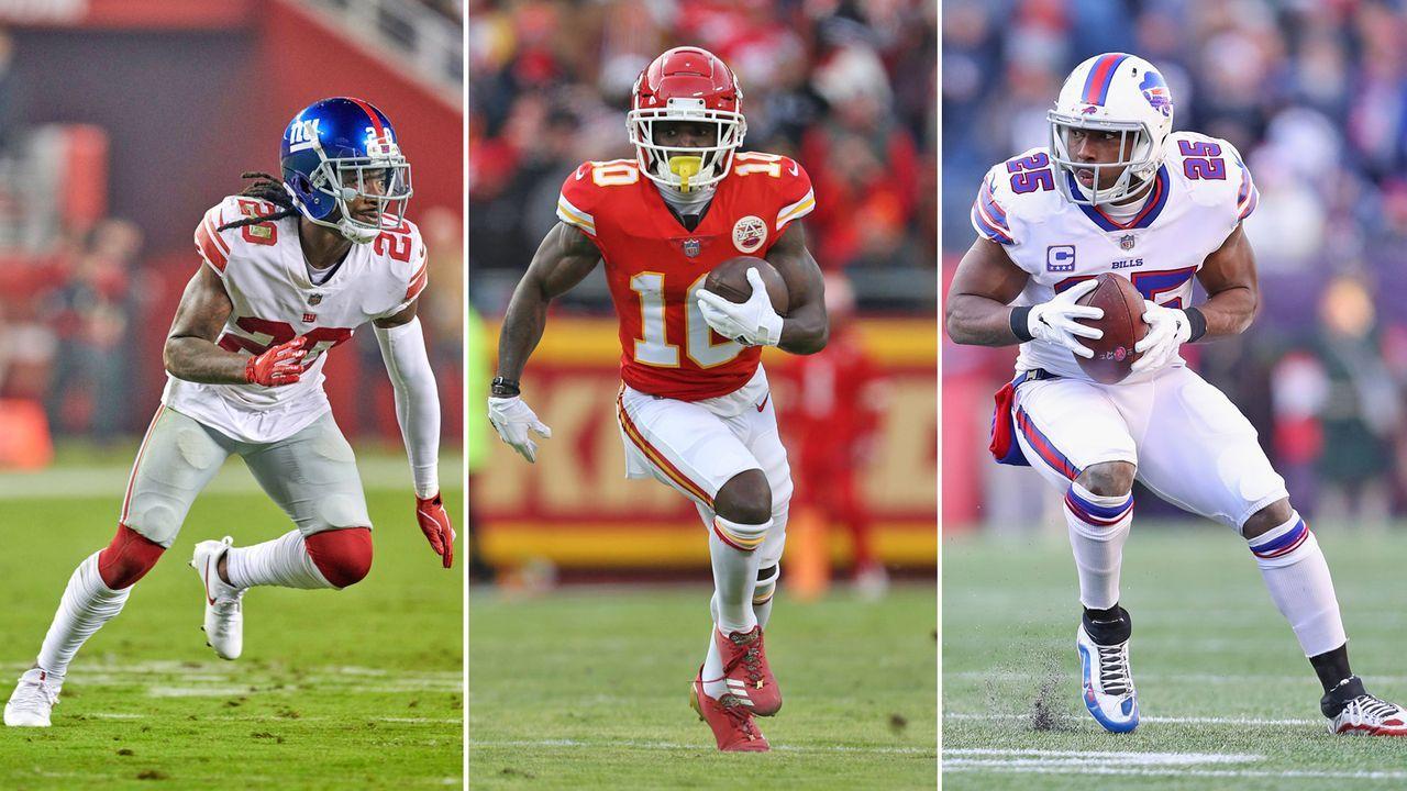Nach dem Draft: Die möglichen Cut-Kandidaten der NFL-Teams - Bildquelle: Getty / imago