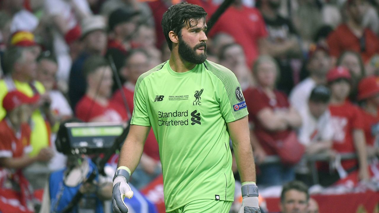 Alisson Becker (FC Liverpool) - Bildquelle: Imago