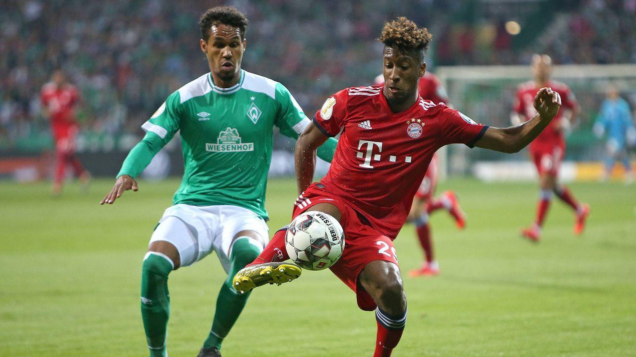 Kingsley Coman (Bayern München)