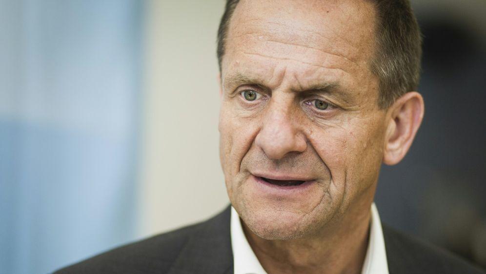 Präsident des DOSB: Alfons Hörmann - Bildquelle: PIXATHLONPIXATHLONSID