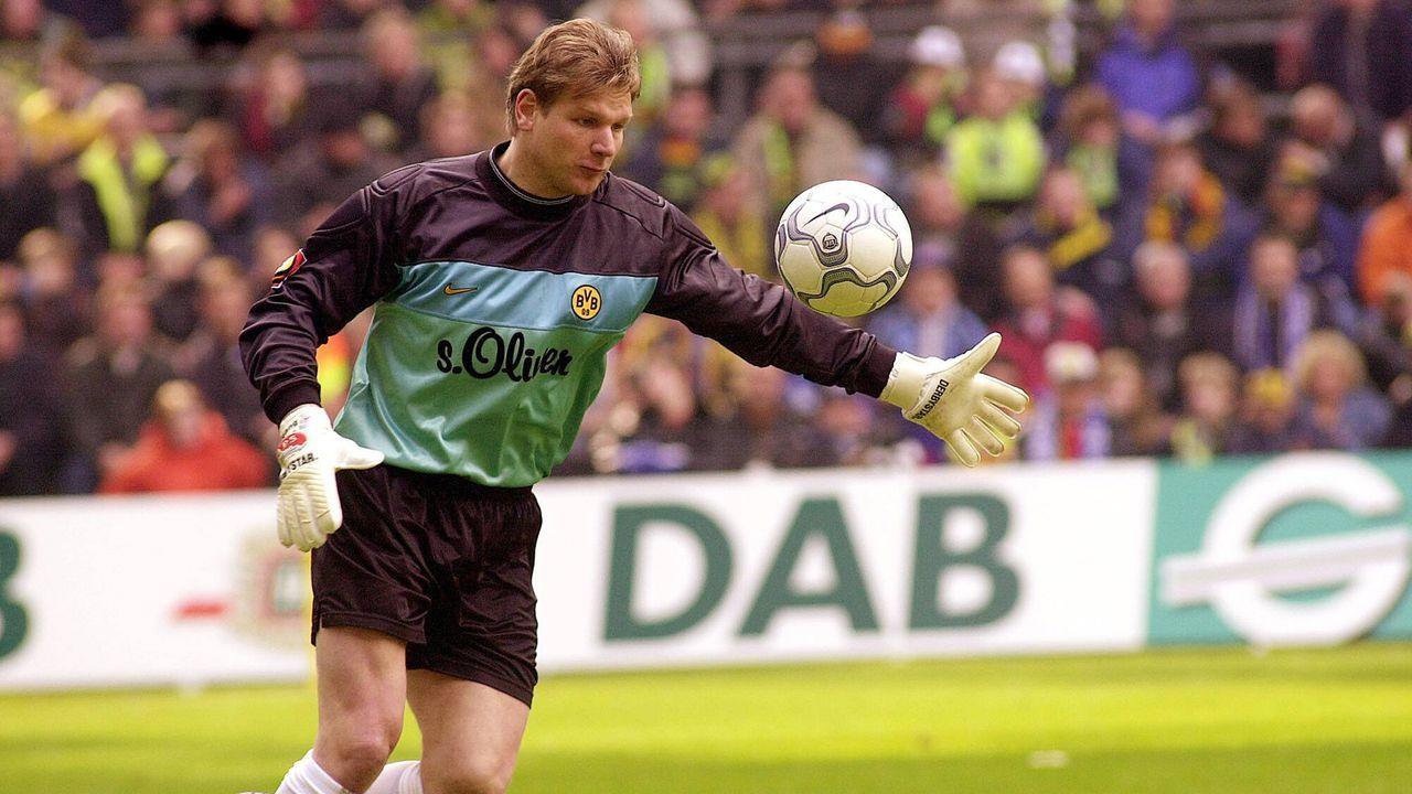 Wolfgang de Beer (1987 - 2001) - Bildquelle: Imago Images
