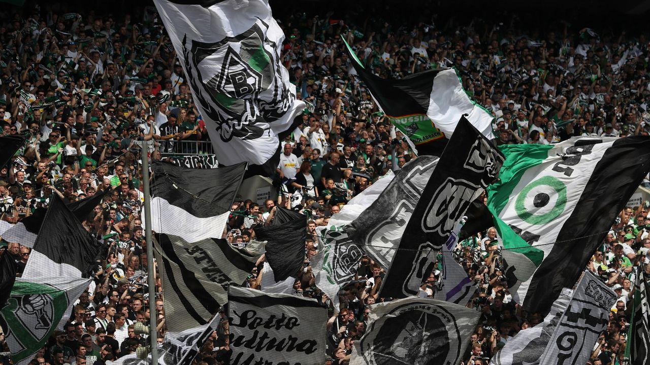 Borussia Mönchengladbach - Bildquelle: 2019 Getty Images