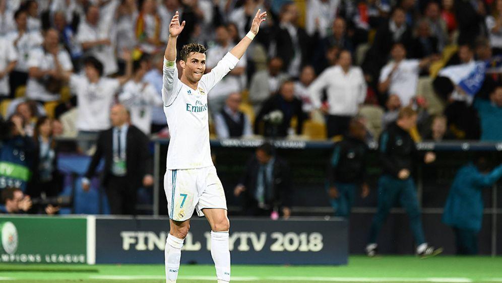 Cristiano Ronaldo bei Real Madrid - Bildquelle: imago