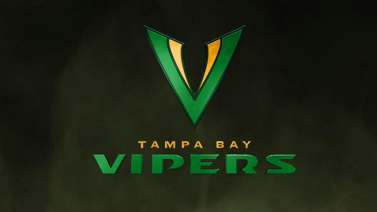 Tampa Bay Vipers - Bildquelle: Twitter/@xfl2020