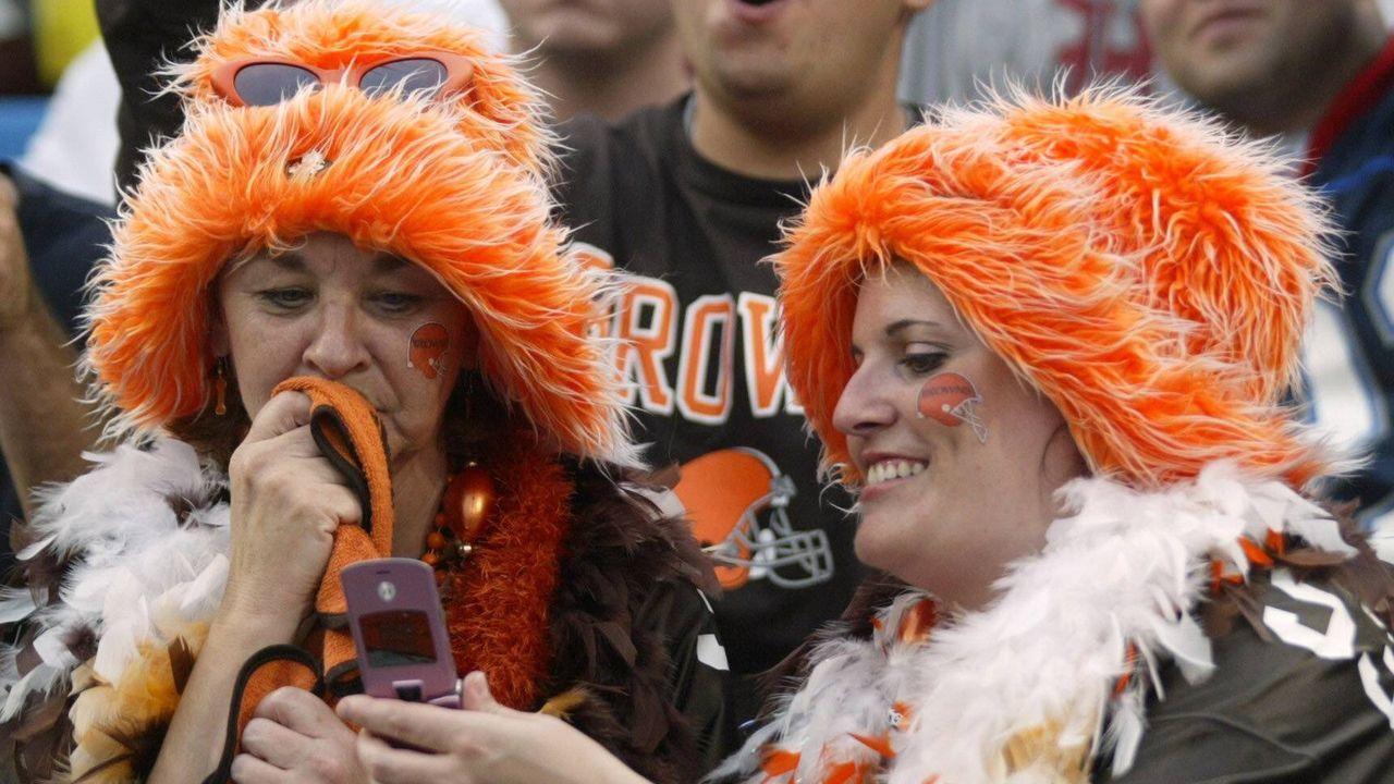 Browns positiv - Bildquelle: imago sportfotodienst