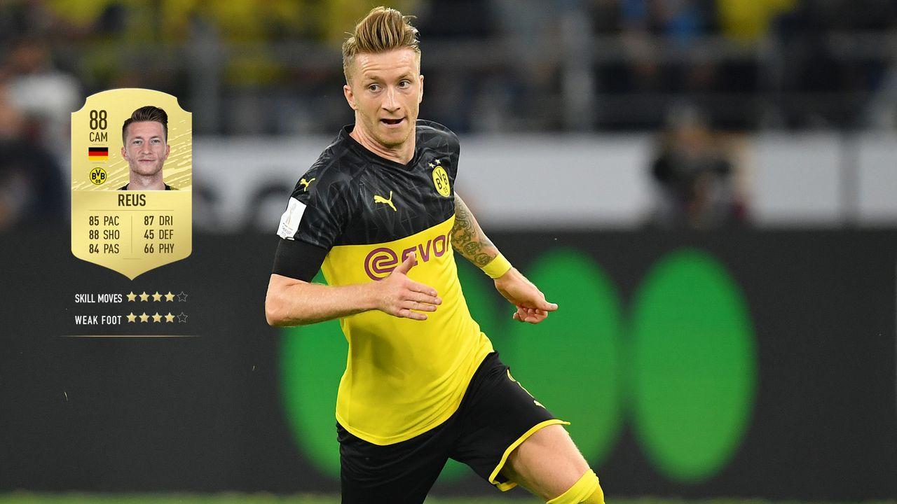 24. Marco Reus (Borussia Dortmund)  - Bildquelle: 2019 Getty Images