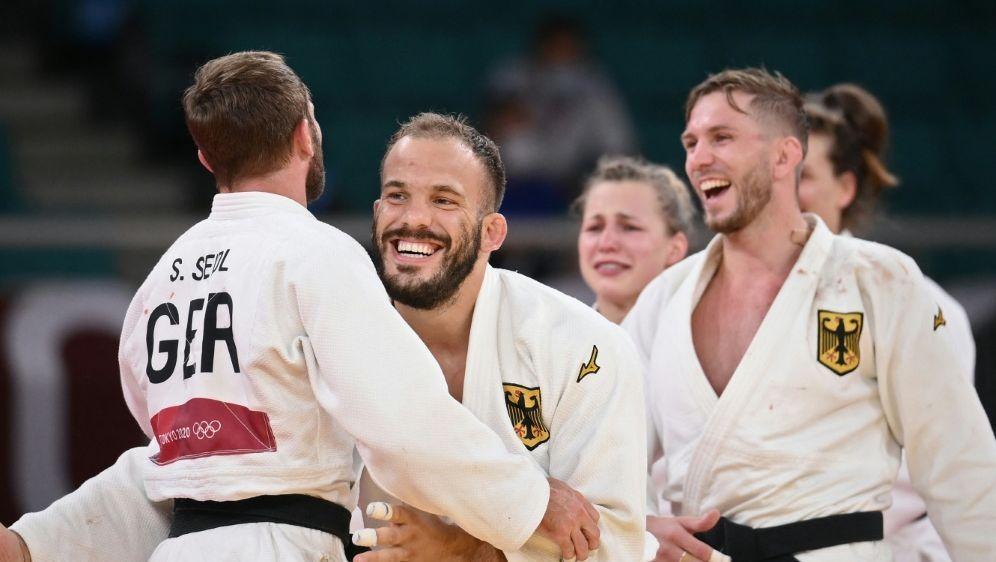 Deutsche Judoka haben einen neuen Männer-Bundestrainer - Bildquelle: AFPSIDFRANCK FIFE