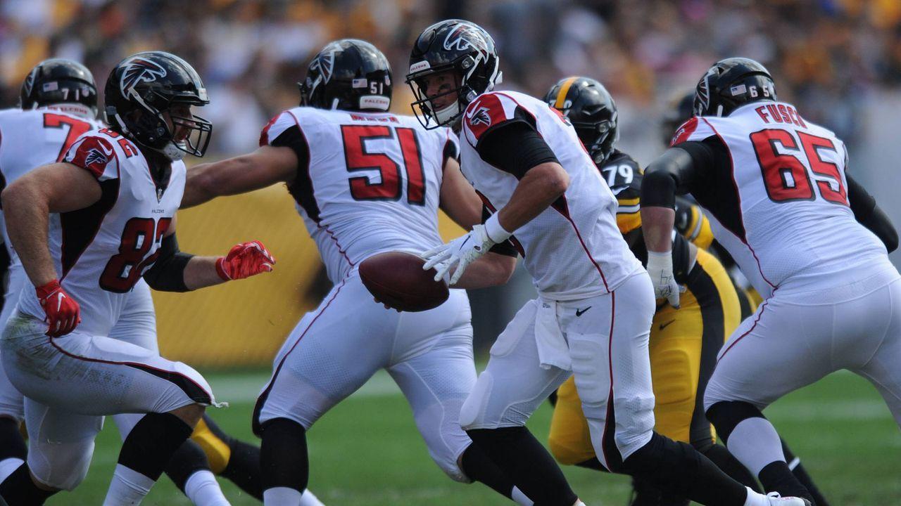 Verlierer: Atlanta Falcons - Bildquelle: imago/ZUMA Press