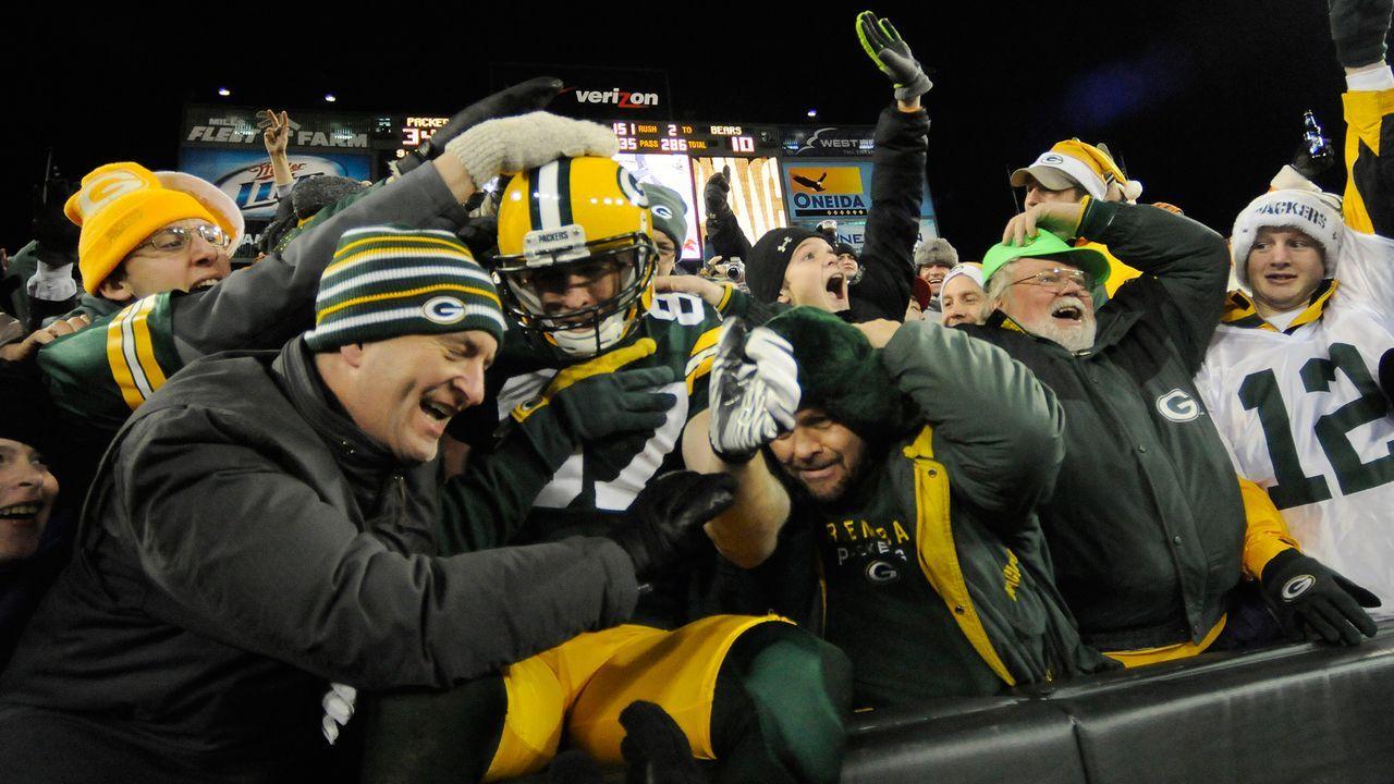 Green Bay Packers: 13 Siege (2011) - Bildquelle: 2011Getty Images