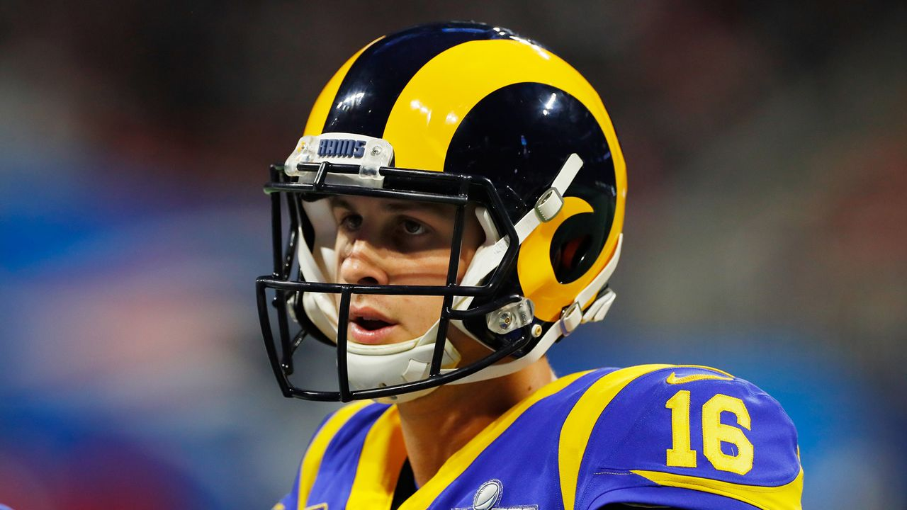 Los Angeles Rams - Bildquelle: 2019 Getty Images