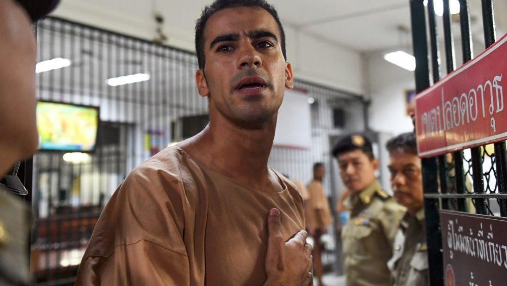 Al-Araibi kann offenbar auf seine Freilassung hoffen - Bildquelle: AFPSIDLILLIAN SUWANRUMPHA