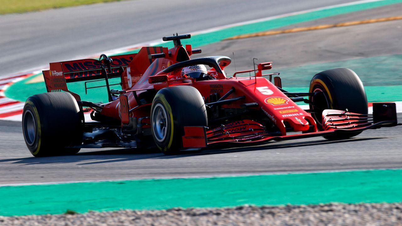 Verlierer: Ferrari - Bildquelle: imago images/HochZwei