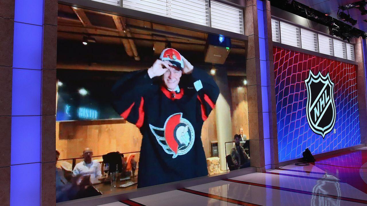Ottawa Senators: Tim Stützle - Bildquelle: getty