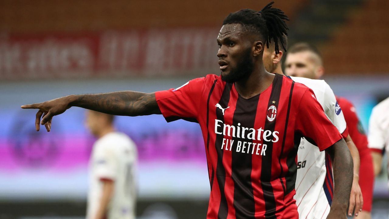 Franck Kessie (AC Mailand) - Bildquelle: 2021 Getty Images