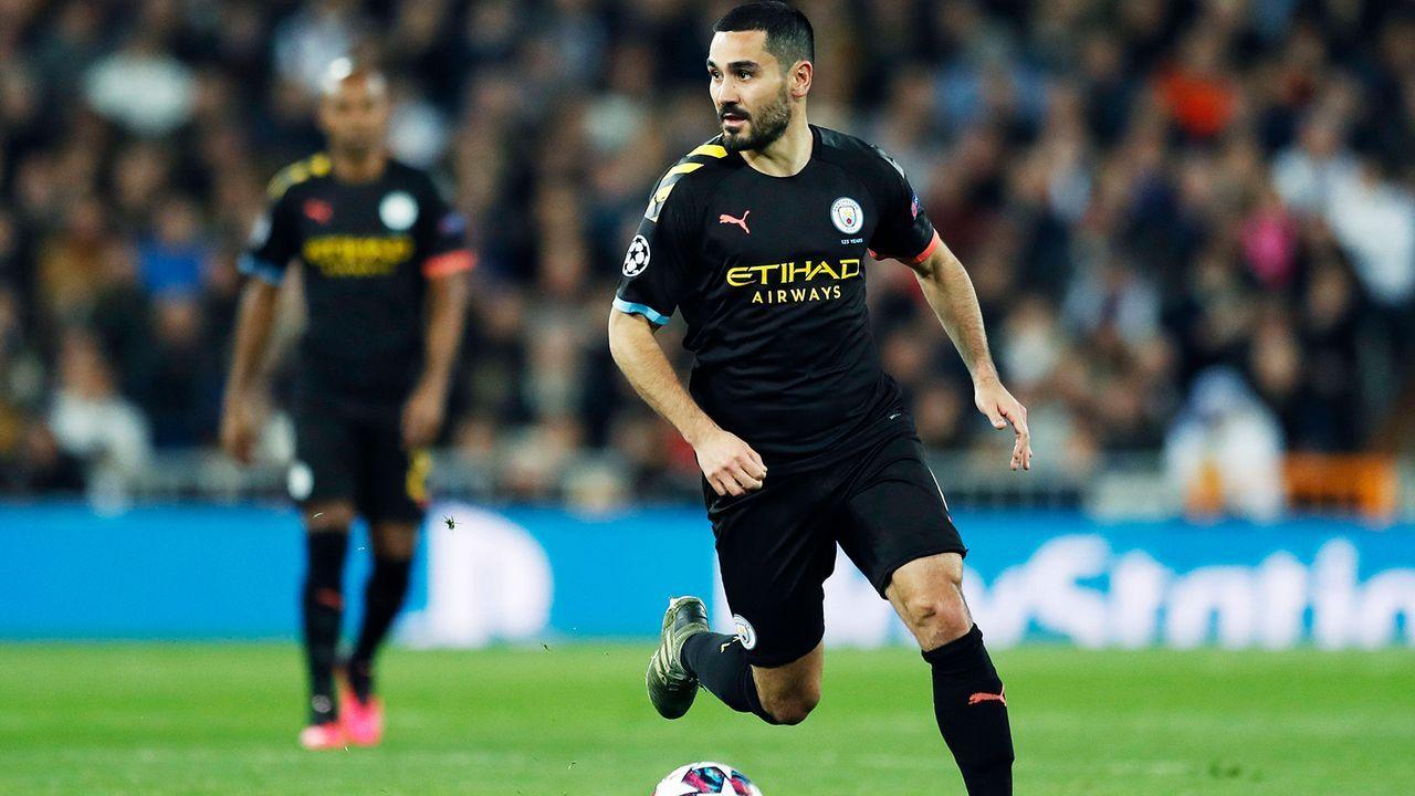 Ilkay Gündogan (Manchester City) - Bildquelle: Imago