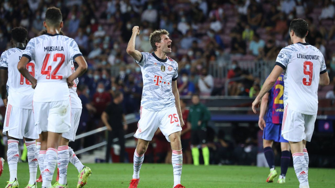 Bayern zerlegt Barca! Das CL-Topspiel in der Einzelkritk - Bildquelle: Imago Images