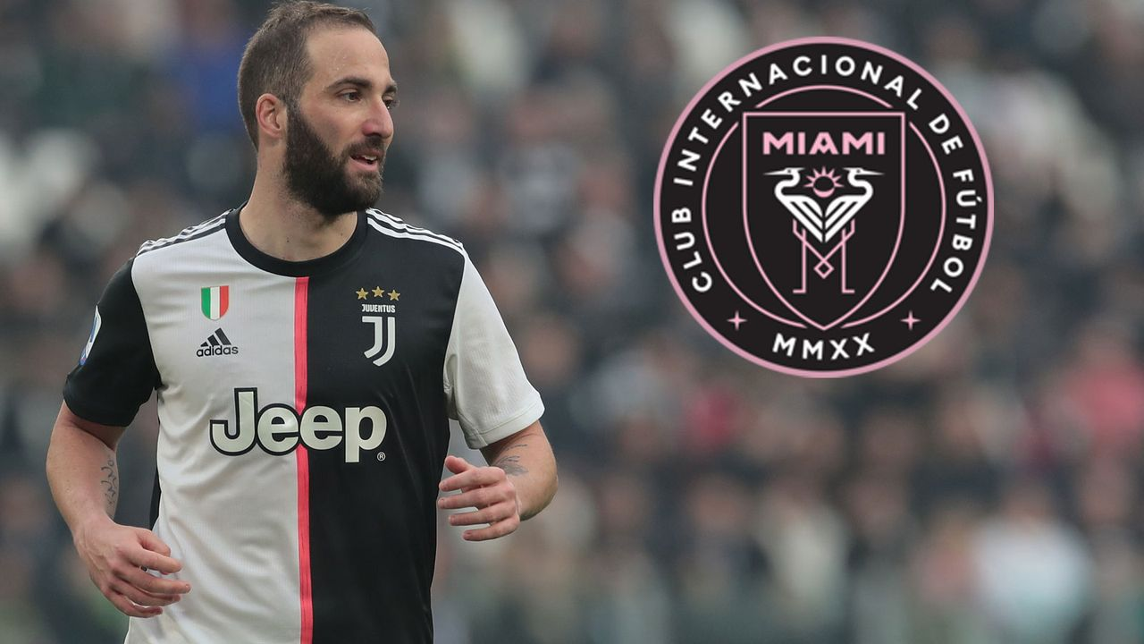 Gonzalo Higuain (Inter Miami) - Bildquelle: Getty Images
