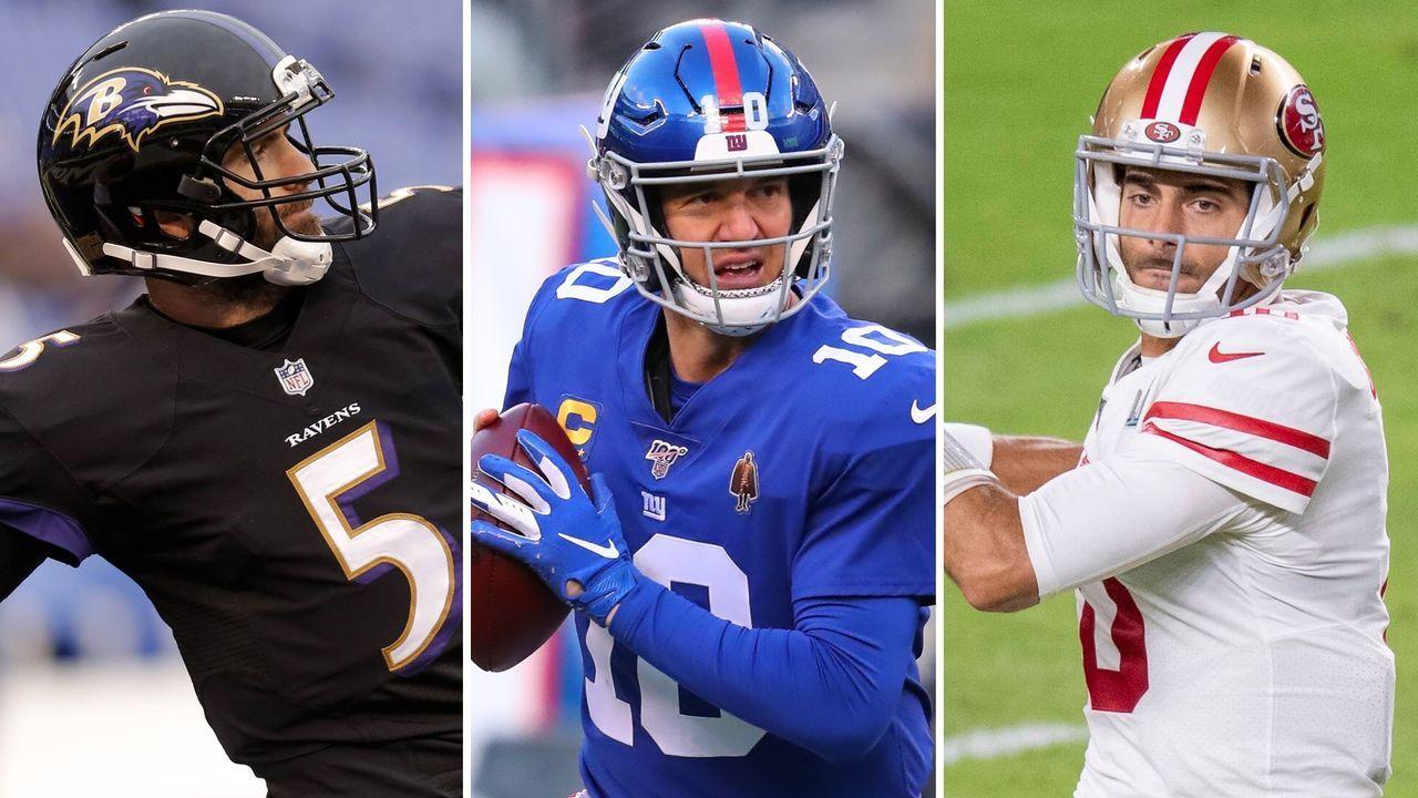Die Quarterbacks mit den größten Cap Hits: Manning, Brees und Co.  - Bildquelle: imago