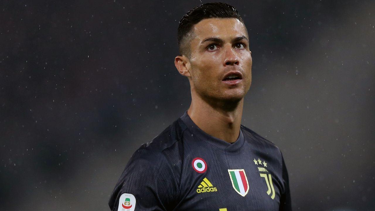 Platz 3 - Cristiano Ronaldo - Bildquelle: 2019 Getty Images