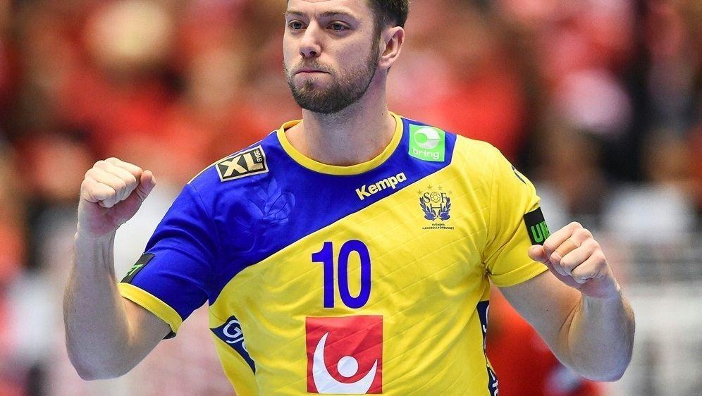 Niclas Ekberg konnte die Niederlage nicht verhindern - Bildquelle: AFPSIDJONATHAN NACKSTRAND